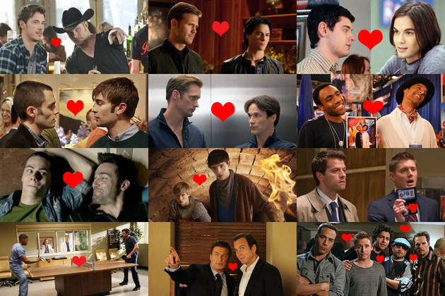 Which TV Bromances Should Be Actual Romances? (POLL)