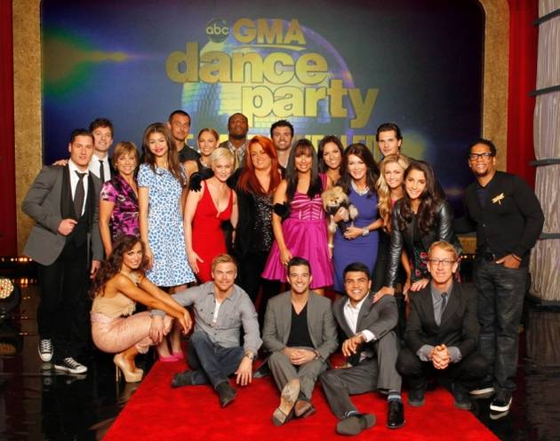 Which Dancing With the Stars Cast Member Is Leaving the Show? (PHOTO)