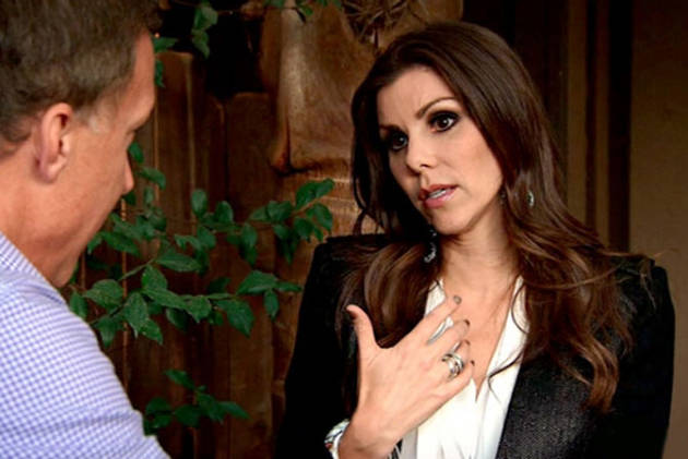 Heather Dubrow: Gretchen Should Have Apologized for Being Late to My Taping
