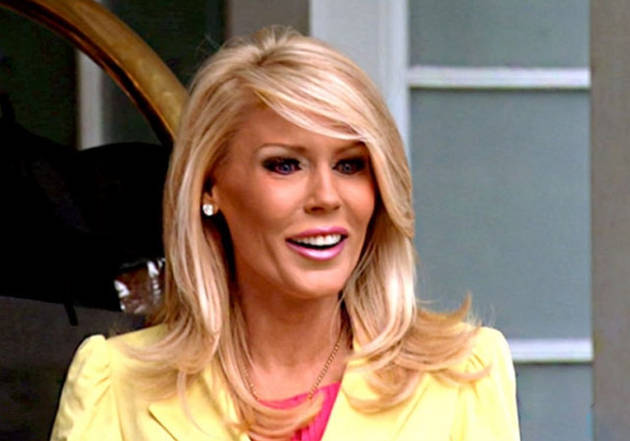 Gretchen Rossi: There Is More Drama Between Alexis and Me This Season