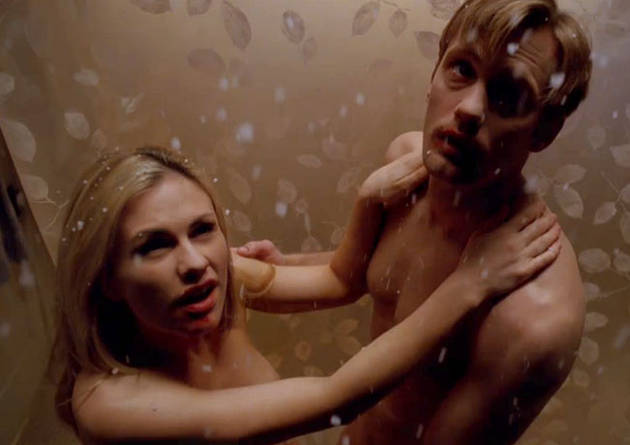 True Blood Sex Scenes: Eric Northman's Craziest Moments!