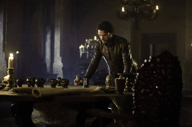 How Did Robb Stark Die on Game of Thrones?