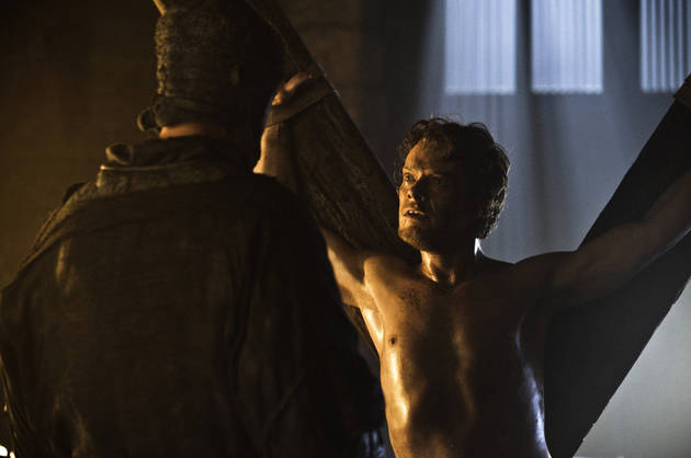 Theon Greyjoy's Dick in a Box — Game of Thrones Mashup (VIDEO)