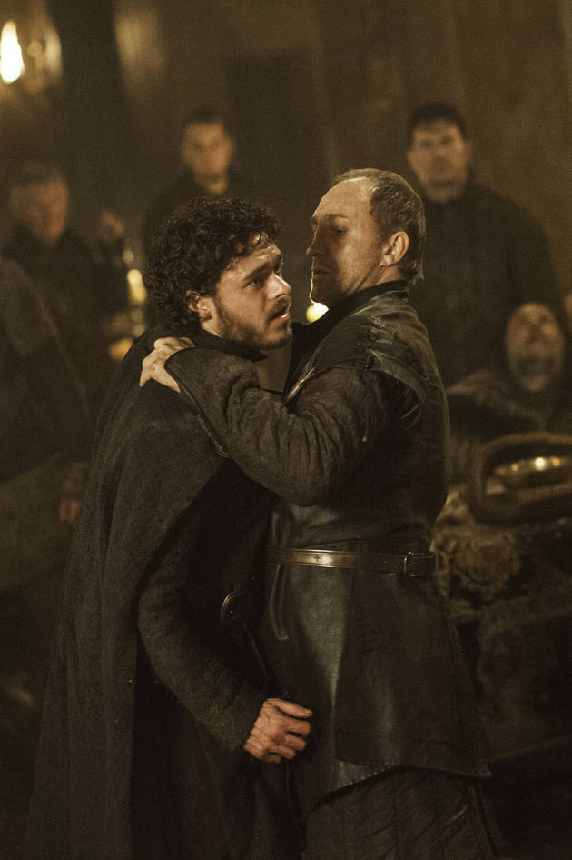 Game of Thrones Ratings: Red Wedding Holds Steady, Just Shy of Record-Breaking