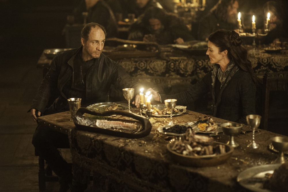 Game of Thrones: Red Wedding Reaction — In GIFs!
