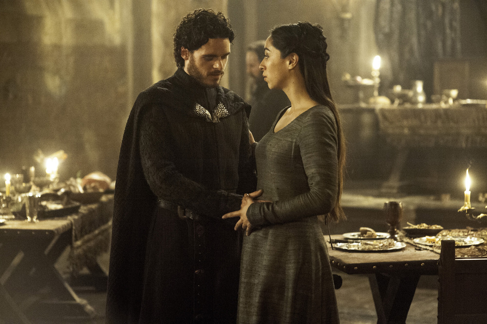 Game of Thrones Season 3: What Was It Like to Film the Red Wedding?