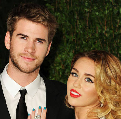 Hunger Games Star Liam Hemsworth Joins Twitter, But Is He Following Miley?