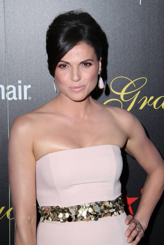 Once Upon a Time's Lana Parrilla Loves Scandal and Star Katie Lowes!