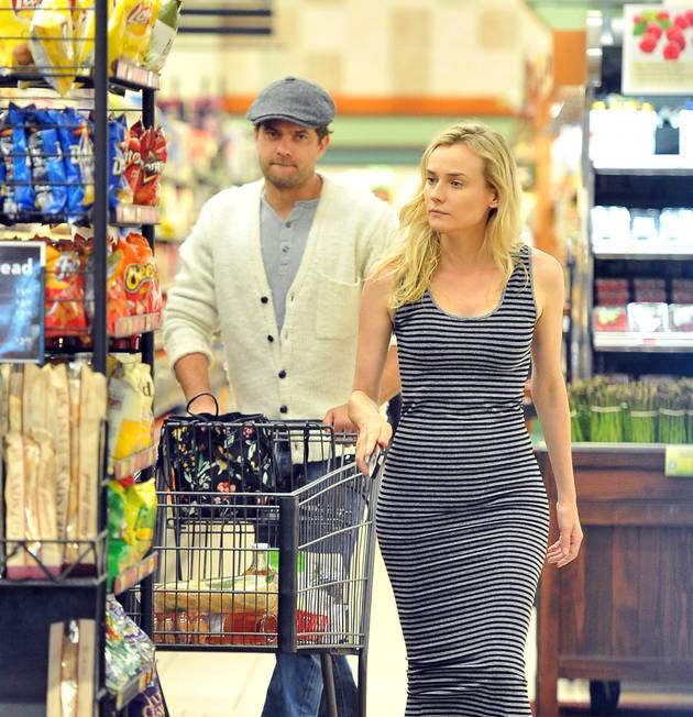 Is Diane Kruger Pregnant? New Photos Fuel Baby Bump Speculation