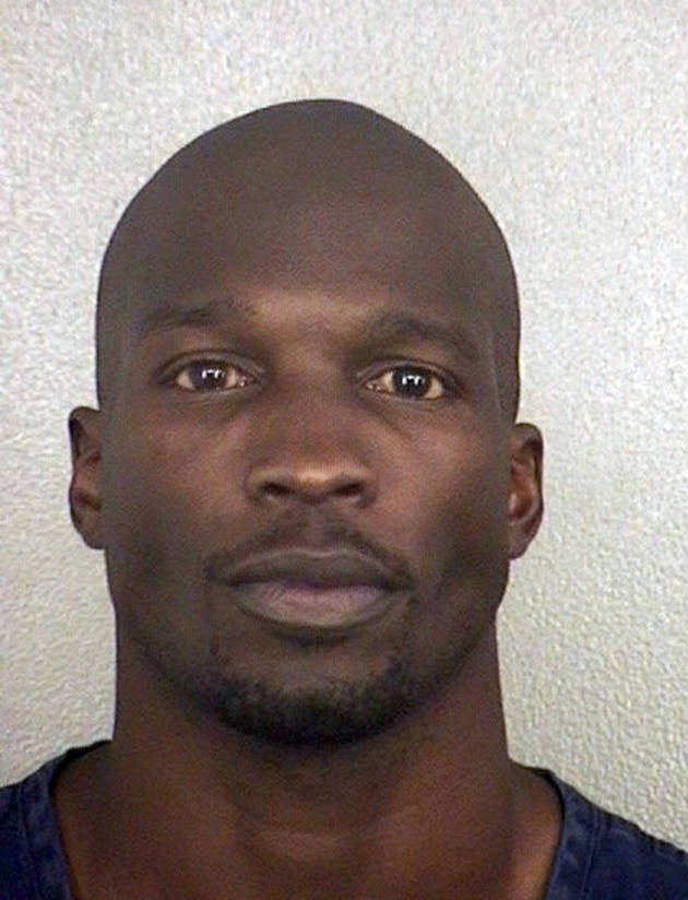 "Chad ""Ochocinco"" Johnson's Mugshot: See it Now! (PHOTO)"
