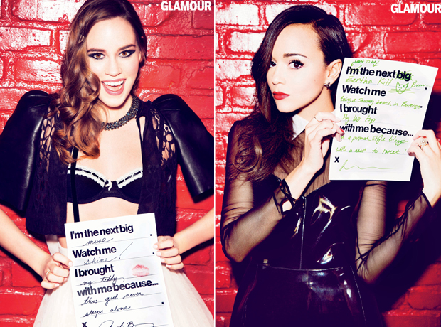 "Revenge's Christa Allen and Ashley Madekwe Named Glamour's ""Next Big Things"" (PHOTOS)"