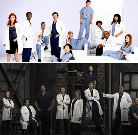 Grey's Anatomy Cast Then and Now — The Doctors Almost a ...