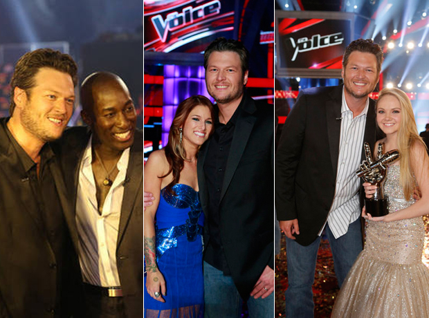 Blake Shelton Snags His Third Voice Win! What's His Secret?