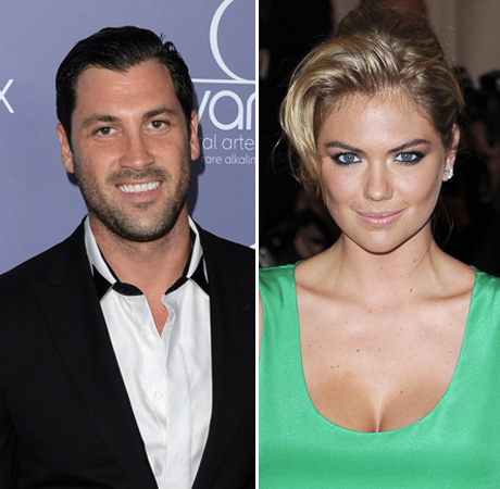 "Maks Chmerkovskiy Dating Kate Upton? They're ""Just Good Friends"": Report"