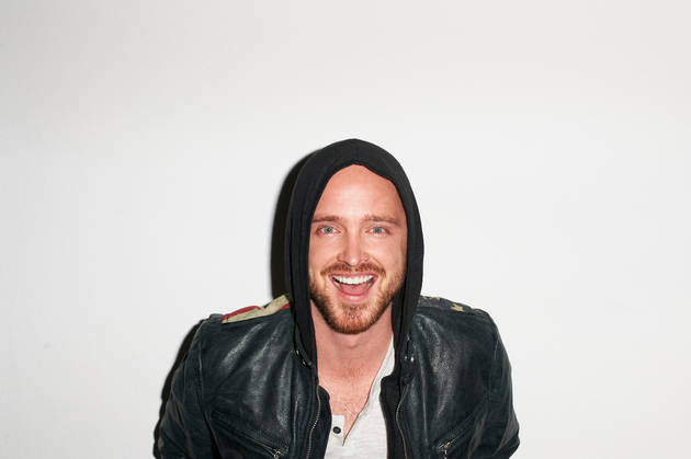 """Aaron Paul on Breaking Bad Finale: """"You Guys Are Going to S#!& Your Pants"""""""