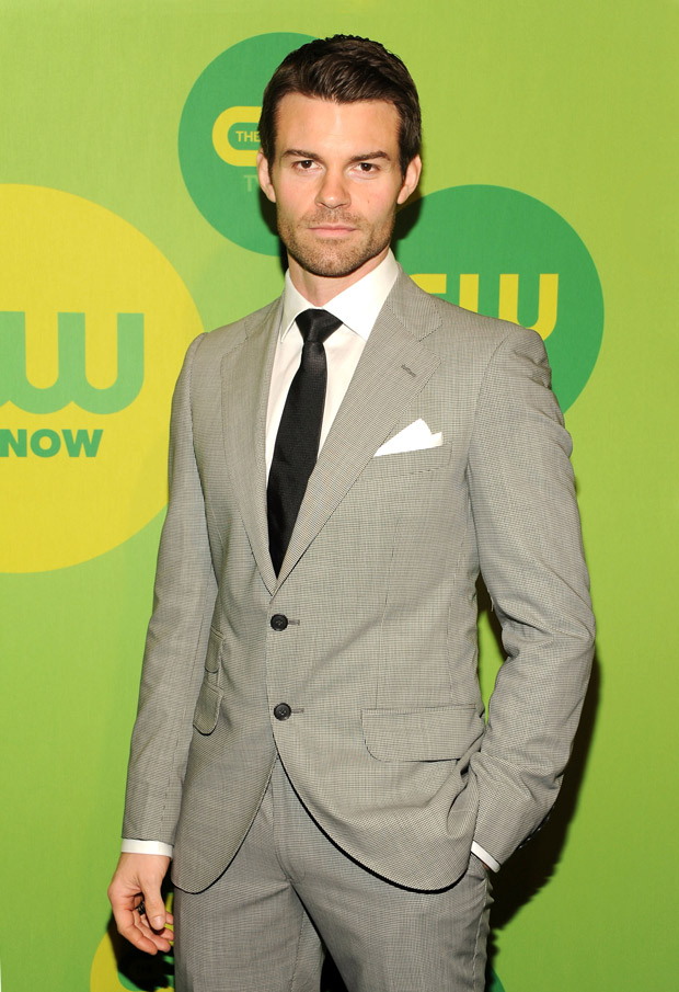 The Originals' Daniel Gillies Reacts to Kim Kardashian's Baby News