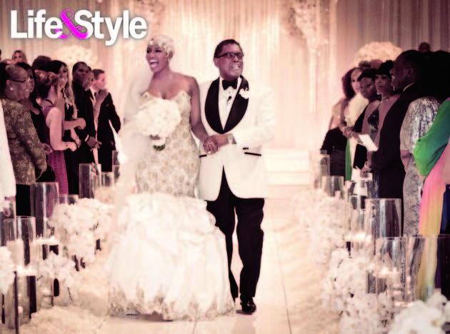NeNe Leakes' Wedding Dress: See the Gown! (PHOTOS)