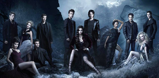The Vampire Diaries Season 5 — Four New Characters? Report