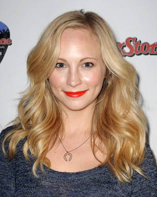 Vampire Diaries Season 5: Candice Accola Talks Love Interests and The Originals at 2013 Comic-Con