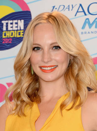 Vampire Diaries Season 5: Candice Accola Says Caroline Should Be Single — Exclusive