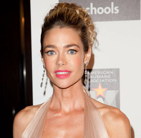 Denise Richards Wants Full Custody Of Charlie Sheen and Brooke Mueller's Twins: Report