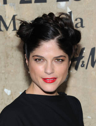 Selma Blair Goes Dark Blond! See Her New Ombre 'Do (PHOTO)