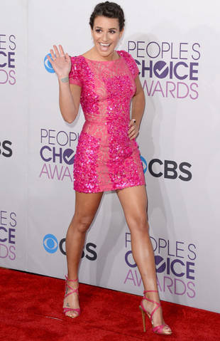 Cory Monteith Death: Will Lea Michele Skip the 2013 Teen Choice Awards?