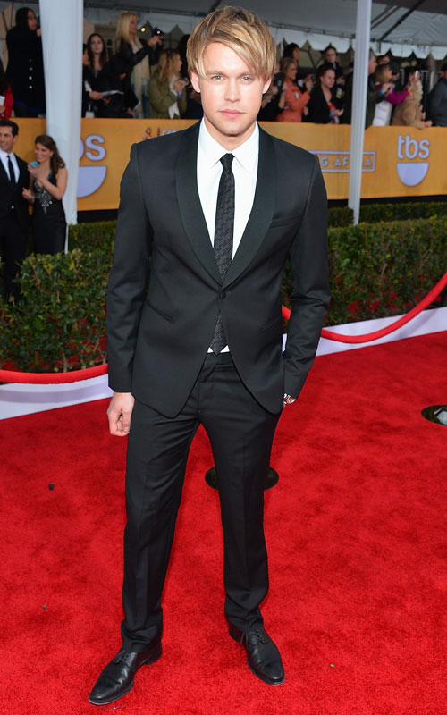 Cory Monteith Death: What Did Glee's Chord Overstreet Dedicate to Him?