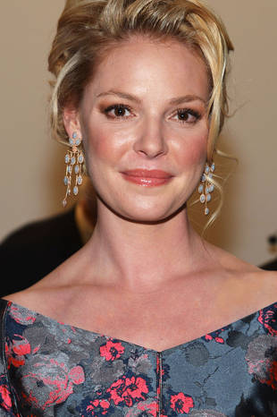 Katherine Heigl's Daughters Make a Splash For July 4th: Daddy's Girls! (PHOTO)