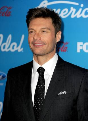 Ryan Seacrest Parties On Yacht With Mystery Brunette – Her Identity Revealed!