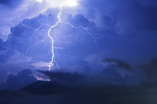 Woman Struck By Lightning While Standing in Grocery Line — Inside the Store!