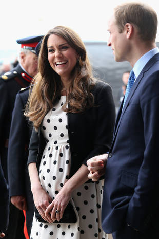 Pregnant Kate Middleton Goes Into Labor: Royal Baby on the Way!