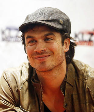 Ian Somerhalder to Present at 2013 Young Hollywood Awards