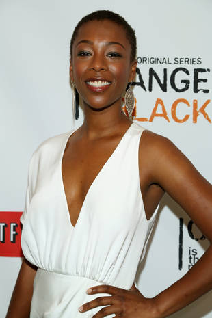 Orange Is the New Black's Samira Wiley on Playing Poussey and Tweets From Regina King — Exclusive!