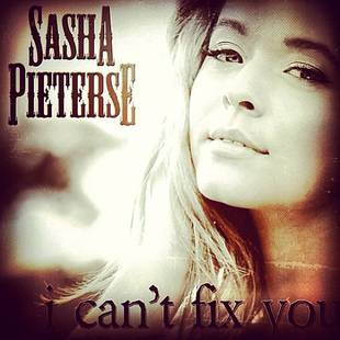 "Pretty Little Liars' Sasha Pieterse Releases ""I Can't Fix You"" — Listen Now! (VIDEO)"