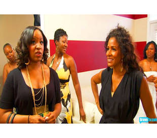 Is Sheree Whitfield's Daughter Married? (VIDEO)