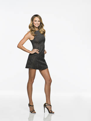 Stacy Keibler on Insuring Her Legs and Hitting the Mini Bar to Get in Shape! — Exclusive