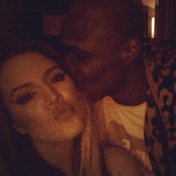 Khloe Kardashian Posts Cuddly Pic With Lamar Odom — What Split Rumors?