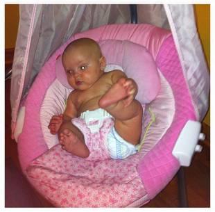Leah Messer's Baby Adalynn Reaches Major Milestone (PHOTO)