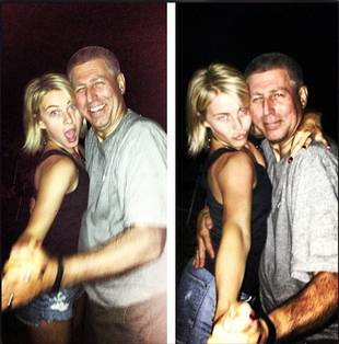 "Julianne Hough Gets Close to Her ""Favorite Man on the Planet"" — Adorable Alert! (PHOTO)"