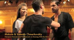 Maks and Val Chmerkovskiy Team Up With Zendaya For Dance With Me Juniors! (VIDEO)