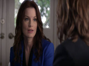Pretty Little Liars Season 4, Episode 5 Sneak Peek: Ashley Marin's Legal Problems (VIDEO)