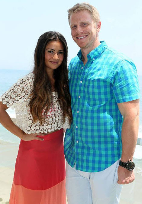 Sean Lowe and Catherine Giudici Make Best Celebrity Couples List!