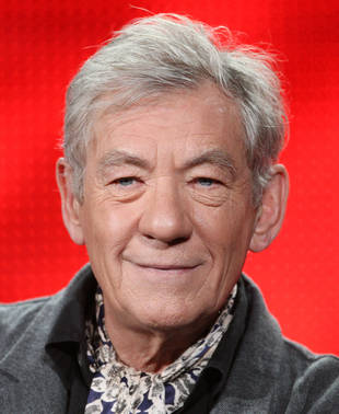 "Ian McKellen: ""I'm Looking For a Husband"" — Wouldn't Mind Michael Fassbender"
