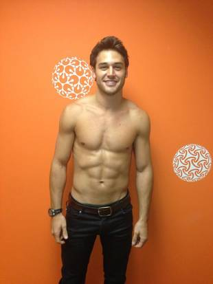 Ryan Guzman Shirtless: See the Pretty Little Liars Star's Sexy Abs! (PHOTO)