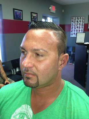 JWOWW's Fiancé, Roger Mathews, Gets a Shocking New Haircut! (PHOTO)