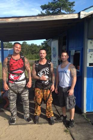 Which Jersey Shore Star Went Skydiving and Took Flight Lessons? (PHOTO)