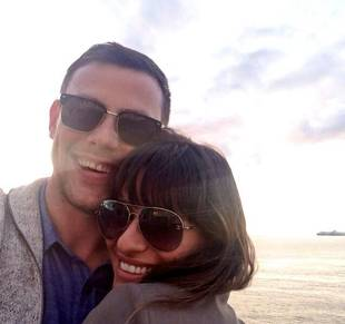 "Cory Monteith Death: Lea Michele Breaks Silence — He's Forever ""in My Heart"""