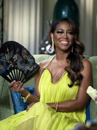 Kenya Moore Plans to Counter-Sue Her Landlord (VIDEO)