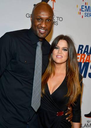 Khloe Kardashian Divorce Drama: She Kicked Lamar Odom Out Of Bed!